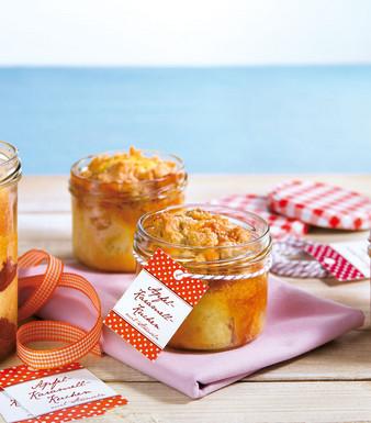 Marmorkuchen Im Glas Mit Birne Rezept Tegut