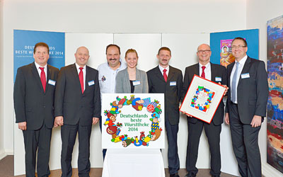 Beste Wursttheke 2014 in Bad Hersfeld