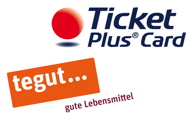 Mein Ticket Plus Karte Guthaben.Bargeldlos Einkaufen Ticket Plus Card Tegut