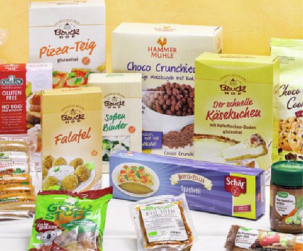 Glutenfreie Lebensmittel & Produkte Liste  tegut