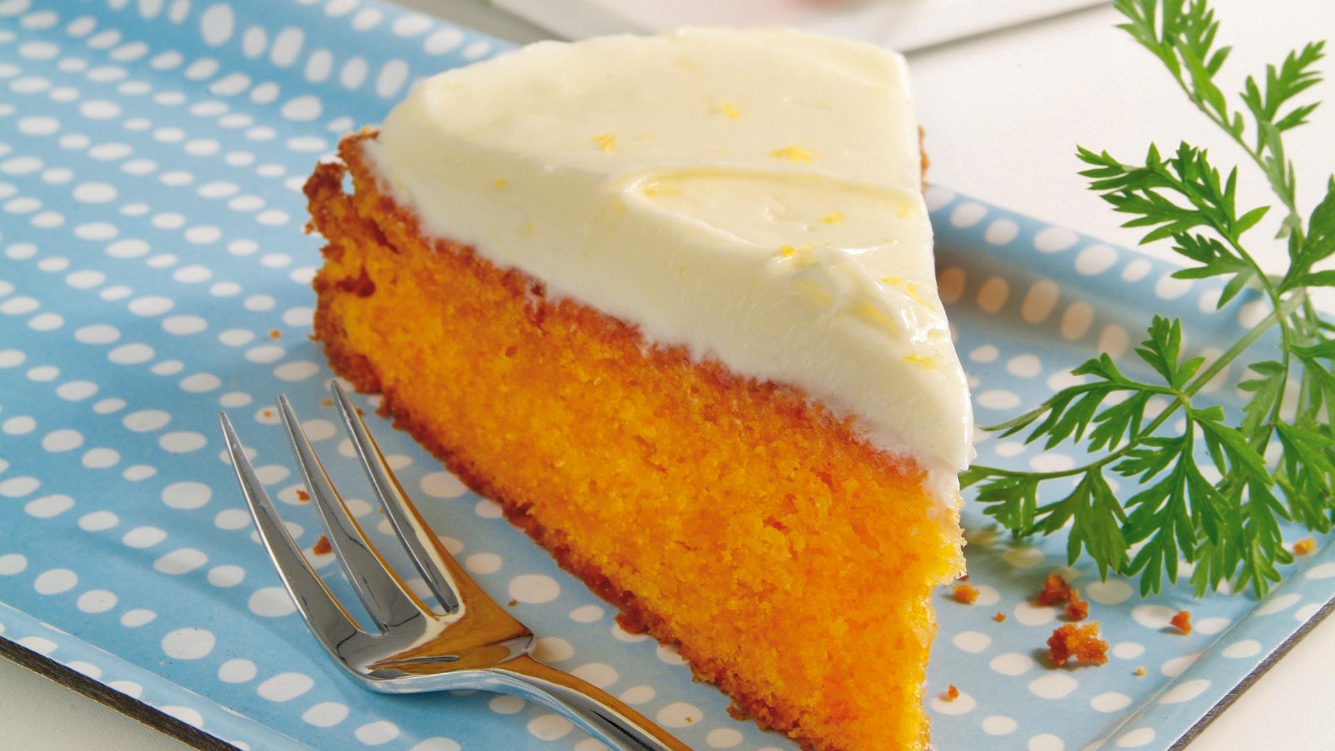 Mohrenkuchen Mit Zitronen Frischkase Glasur Rezept Tegut