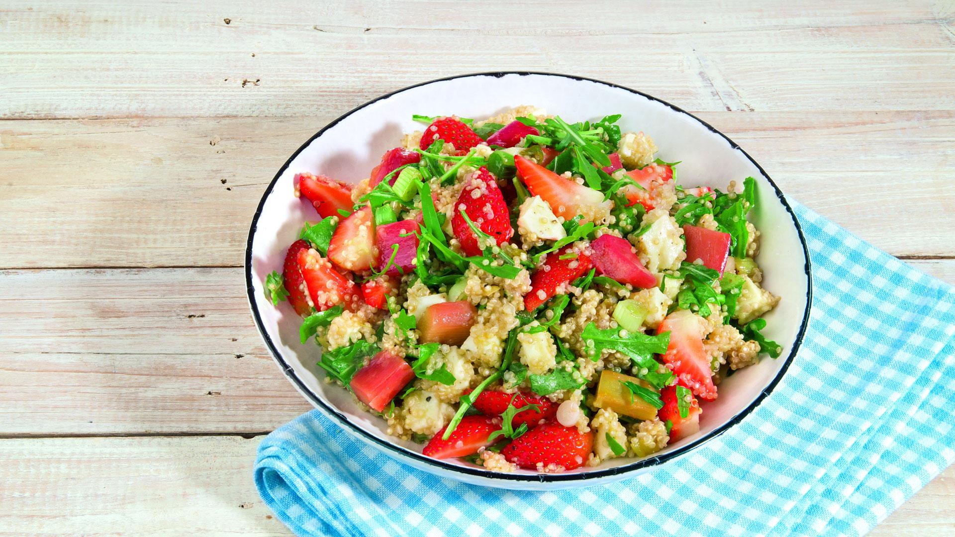 Quinoa Rezepte Tegut