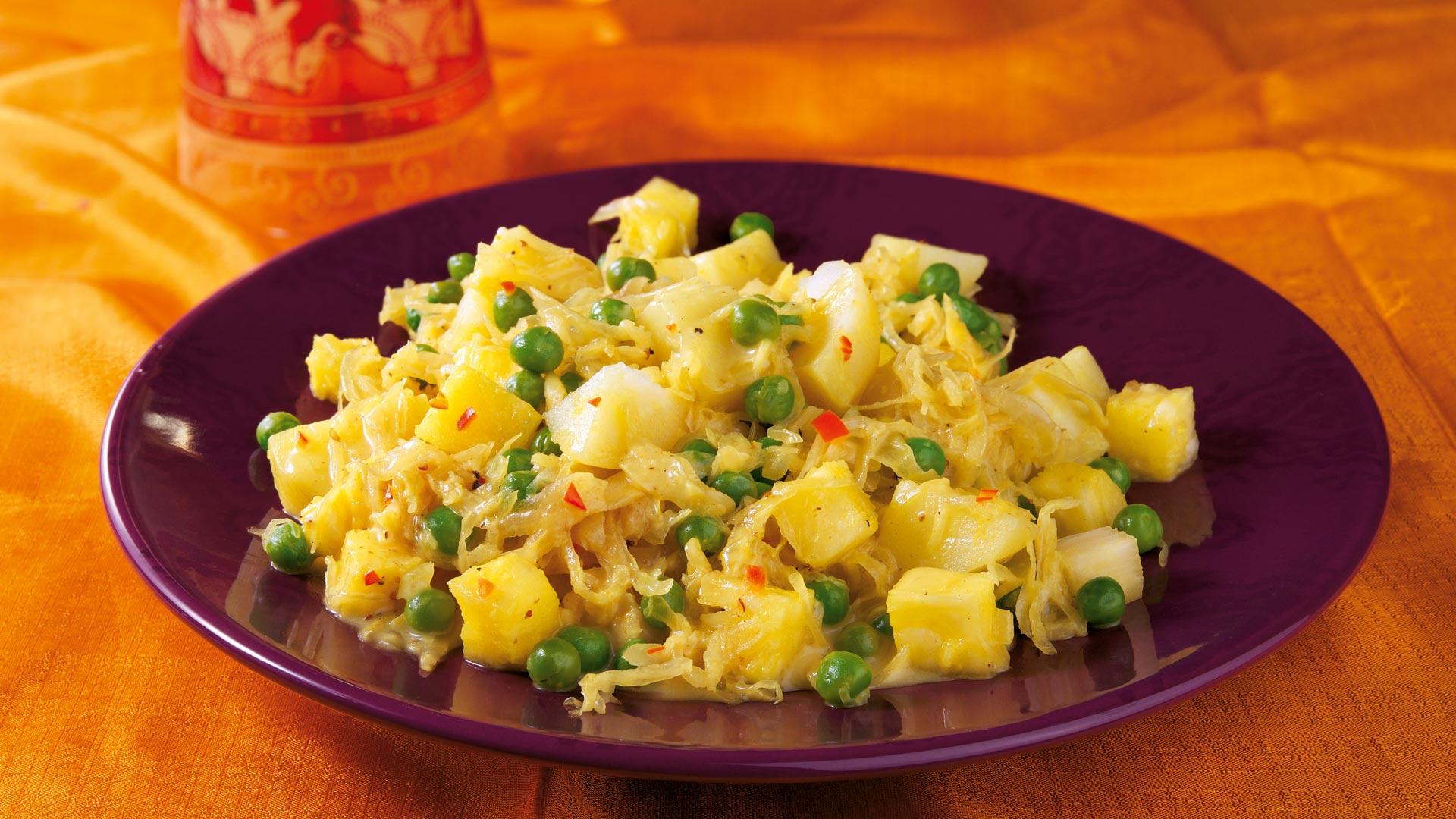 Gerichte mit sauerkraut