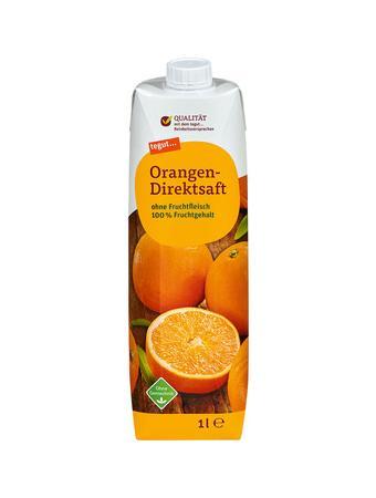 orangen direktsaft