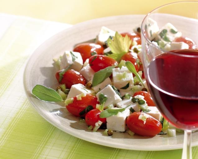 Mediterane Küche die mediterrane küche rezeptideen und tipps tegut