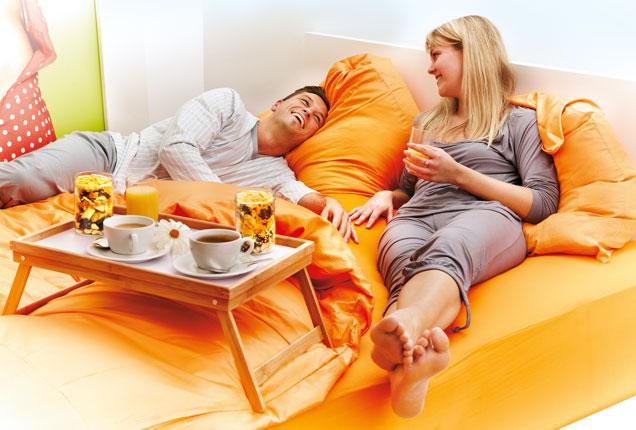 Frühstück Am Bett frühstück im bett - frühstücksideen zum wohlfühlen | tegut