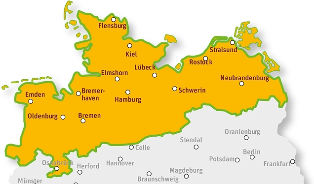Urlaub im Norden Deutschlands | tegut...