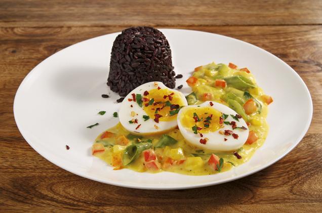 Eier Restekuche Gekochte Eier Lecker Verwerten Tegut