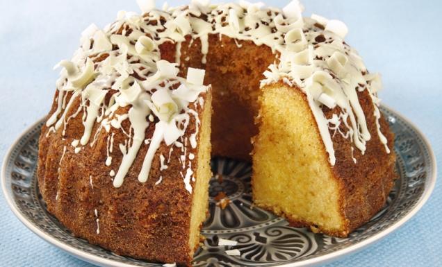 Eierlikor Kuchen Mit Weisser Schokolade Rezept Tegut