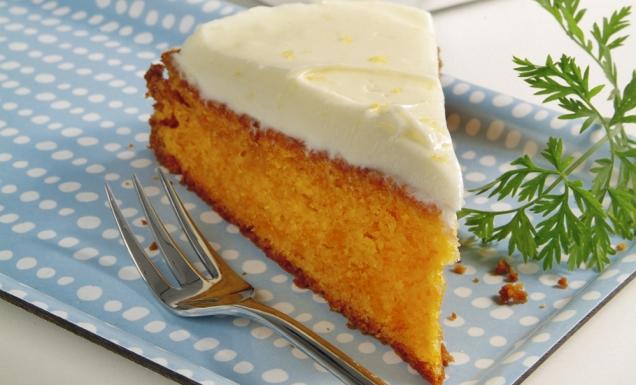 Kuchen glasur zitrone